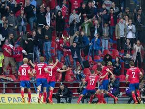 Arkiv: Pokalfinale, FC Vestsjælland / Foto: clausbirch.dk